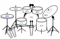 Teaser_DrumTranscription_TASLP